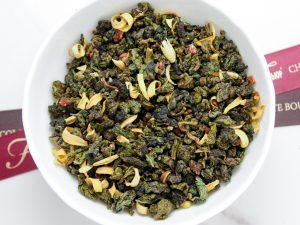 "Зелёный чай ""ФЬЮР"" Малиновый улун"