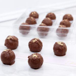 Сфера шоколадная